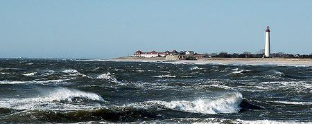 Cape May y Clifton Beach: Hermosas playas del mundo