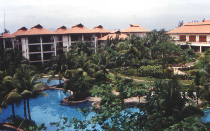 Furama Beach Resort Dengue