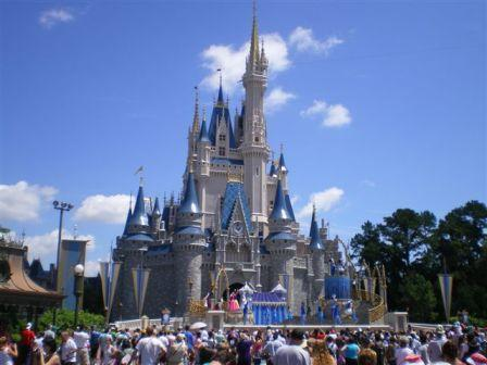 Visita al Walt Disney World Magic Kingdom