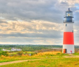 Faro en Nantucket