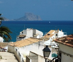 Vista de Altea