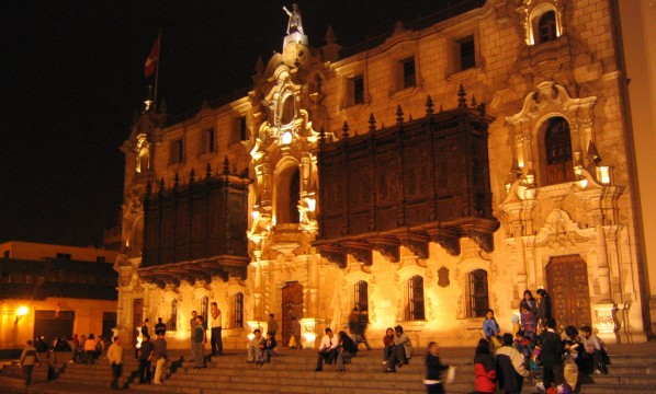 catedral Lima