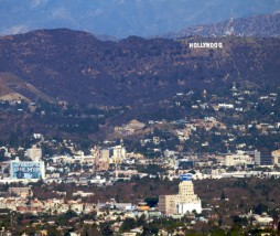 Panoramica de Hollywood