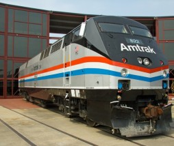 Tren Amtrak, Estados Unidos
