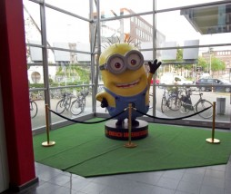Minion, Gru mi villano favorito