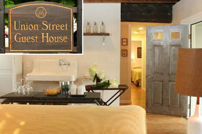 The Union Street Guest House