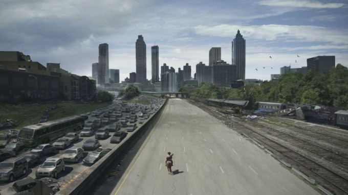 El turismo de la serie The Walking Dead