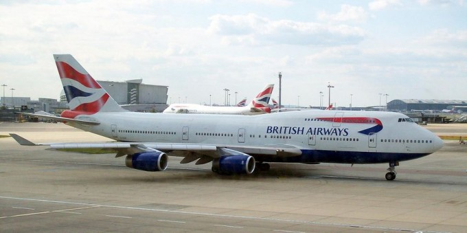 Un periodista carga contra British Airways