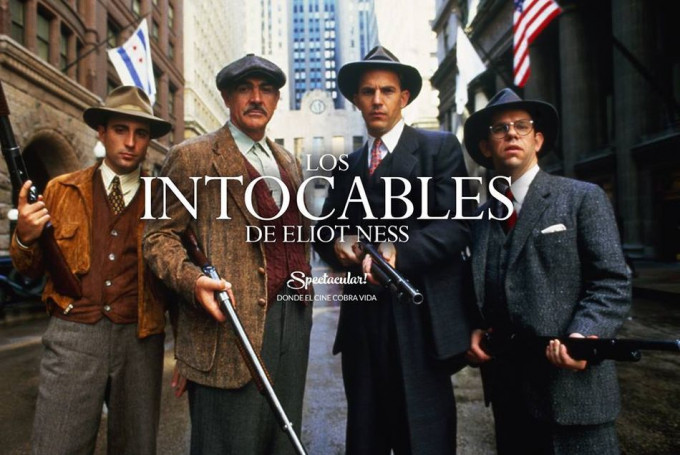 Spectacular Los intocables