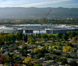 Apple Park en California