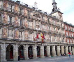 4º centenario de la Plaza Mayor