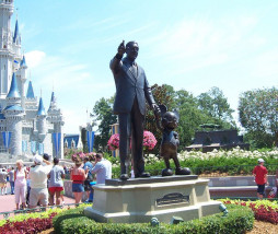 entrada de Disney World