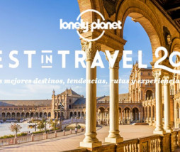 Lonely Planet 2018 Sevilla