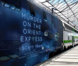 Escape Train del Orient Express