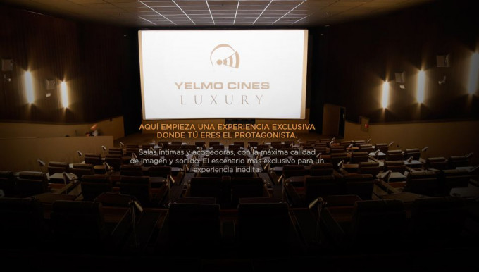 Yelmo Cines Luxury