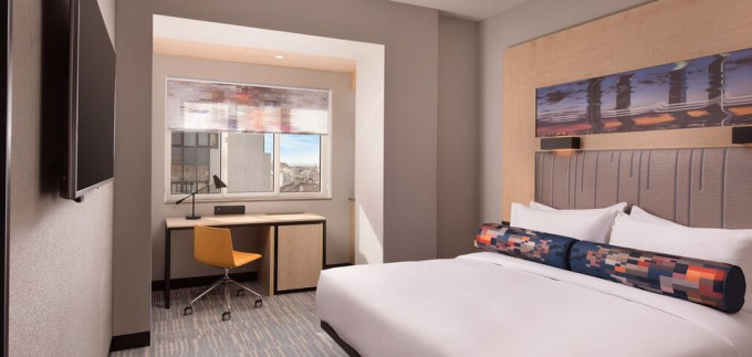 Aloft Madrid