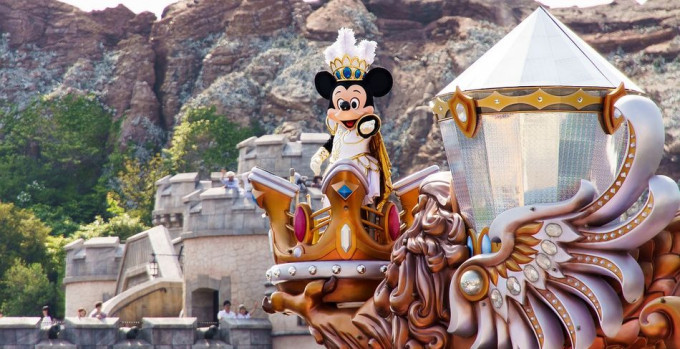 Disney World mejora pero Disney Land pierde visitantes